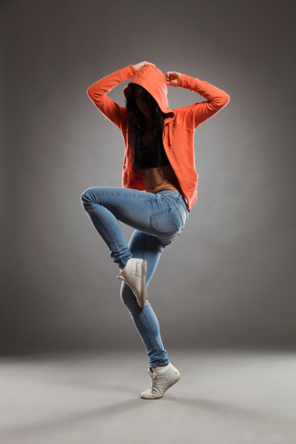 Dans i idræt - Undervisning