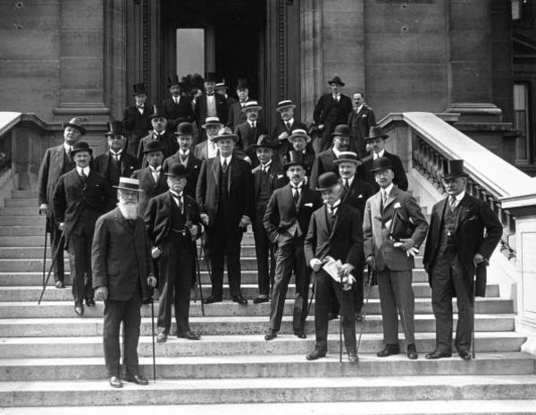International Olympic Committee 1922