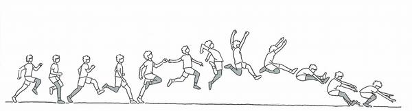 Træn længdespring i idræt - Undervisning