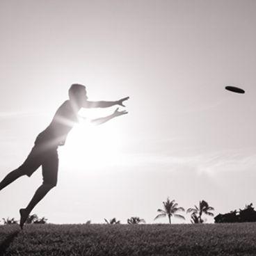 Historien om frisbeesporten