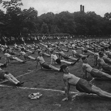 Gymnastikkens historie